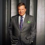 William Shatner en el papel de Denny Crane en 'Boston legal'