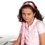 María es una concursante de 11 años de '¿Sabes más que un niño de primaria?'