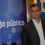 Juan Ramón Lucas, presentador de 'El ojo público del ciudadano'
