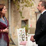 Gonzalo de Castro y Rosario Pardo en 'Doctor Mateo'
