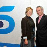 Mercedes Milá y Javier Preciado en la presentación de 'Diario de... La liberación de Sara'