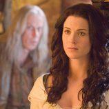 Bridget Regan en 'La leyenda del buscador'