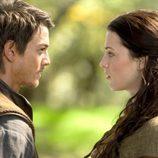 Richard Cypher y Kahlan Amnell de 'La leyenda del buscador'