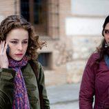 Anna Allen y Silvia Abascal en 'Acusados'