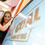 Cristina Lasvignes presenta el magacín 'Tal cual lo contamos'