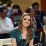 Cristina Lasvignes en el programa 'Tal cual lo contamos'