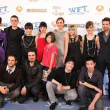 Première tercera temporada de 'Física o Química' en Madrid