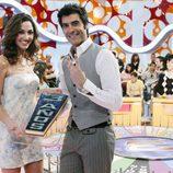 Tercer aniversario de 'La ruleta de la suerte'