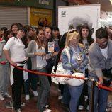 Première de la tercera temporada de 'Física o Química' en Málaga