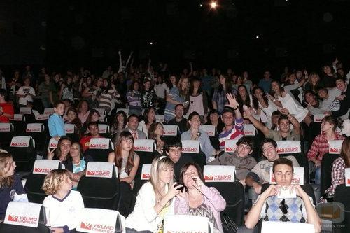 Fans de 'Física o Química' en Málaga