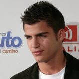 Maxi Iglesias (Cabano) en la première de 'FoQ'