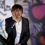 Blanca Portillo sorprendida en 'Acusados'