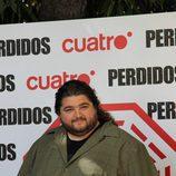 Jorge García promociona 'Perdidos' en España