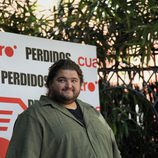 Jorge García 'Hurley' en España