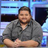 Jorge García visita 'El hormiguero' de Antena 3