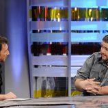 Jorge García entrevistado en 'El hormiguero'