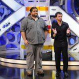 Jorge García y Pablo Motos