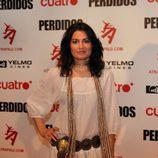 Ledicia Sola en la première de 'Perdidos'