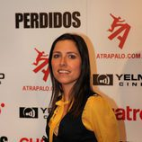 Marta Nebot en la première de 'Perdidos'