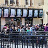 Première de 'Perdidos' en Madrid