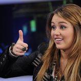 Hannah Montana en 'El hormiguero'