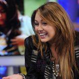 """Miley Cyrus promociona """"Hannah Montana"""" en 'El Hormiguero'"""