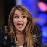 Miley Cyrus visita España