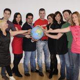 El equipo de 'Callejeros Viajeros'