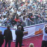 Fans de Hannah Montana en Madrid