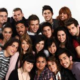 Concursantes de 'Operación Triunfo 2009' de Telecinco