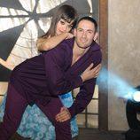 Ginés y Raquel en 'Fama, ¡a bailar!'