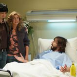 Santi Millán hospitalizado en 'SNL'
