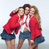 Las chicas de 'Rebelde'