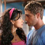 Michel Brown y Paola Rey en 'Amores de mercado'