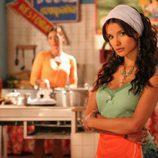 Paola Rey en 'Amores de mercado'