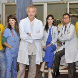 Jordi Rebellón, Vilches en 'Hospital Central'