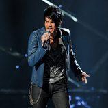 Adam Mitchel Lambert en 'American Idol'