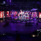 Escenario de Eurovisión 2009