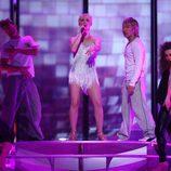 Soraya ensaya en Eurovisión