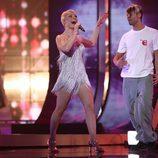Soraya prepara en Eurovisión