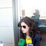 Marta Torné en la première de 'El internado' en Alicante