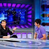 Novak Djokovic visita 'El hormiguero' en Antena 3