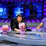 Novak Djokovic visita 'El hormiguero'