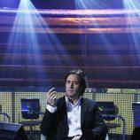 Antonio Garrido en el '¿Quién quiere ser millonario?' de Antena 3
