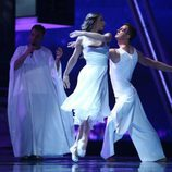 Lidia Kopania en Eurovisión 2009