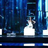 Christina Metaxa, de Chipre en la Semifinal Festival de Eurovisión