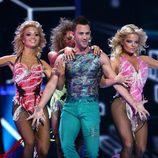 Zoli Ádok, de Hungría en el Festival de Eurovisión