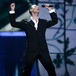 Sasha Son, de Lituania en el Festival de Eurovisión