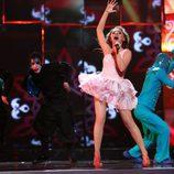 Kejsi Tola representa a Albania en Eurovisión 2009