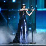 Urban Symphony en el Festival de Eurovisión de Moscú